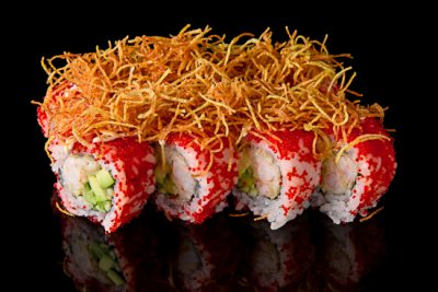 Captain Crunch Roll
