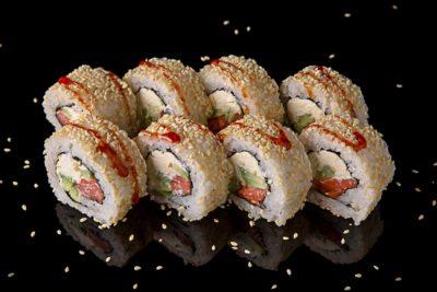 Sake Avo Roll