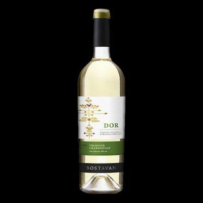 Bostovan Traminer&Chardonnay