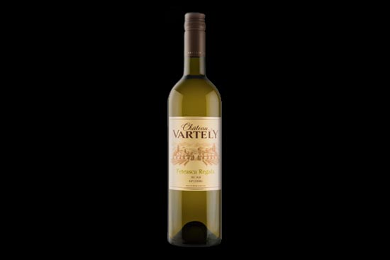 Chateau Vartley Feteasca Regala