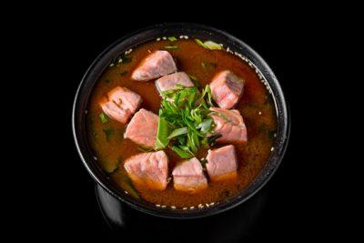 Miso Sake Supe