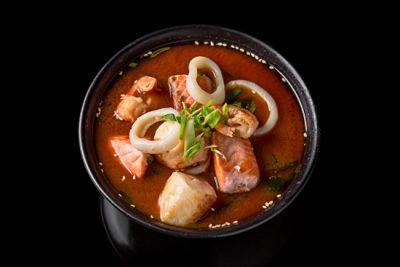 Miso Fish Supe