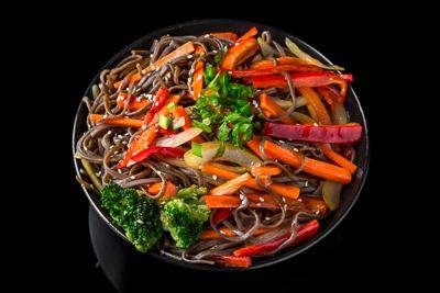 Vege Soba Noodles