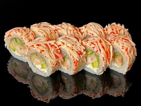 Kani  Roll