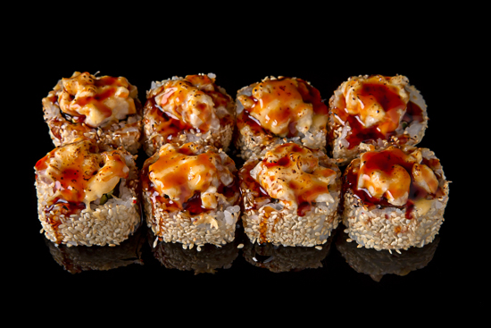 Baked Tai Roll