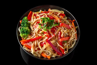 Vege Udon Noodles