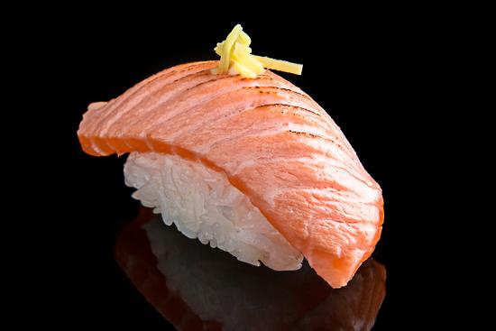 Sake Aburi