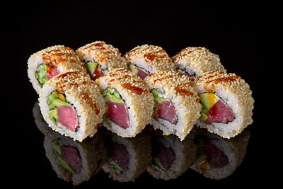 Maguro Spicy Roll
