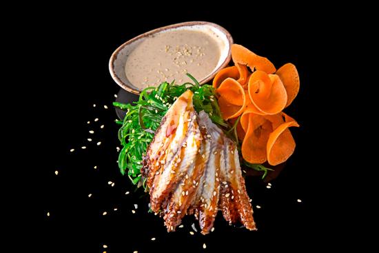 Chukka Unagi Salad